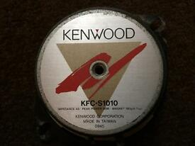 Kenwood 2way speakers