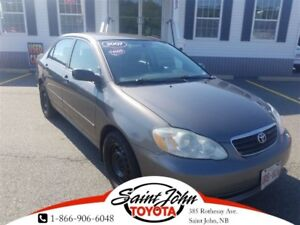 2007 Toyota Corolla CE !!! $4000 ON THE ROAD!!!!