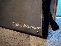 Vintage 60's rickenbacker guitar case 330 360