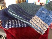 Small wool blanket