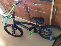 Two Customised Zinc BMX Bikes