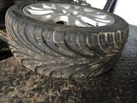 225 45 17 full set off a Renault brand new tyres
