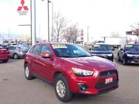 2015 Mitsubishi RVR SE 4WD (BLUETOOTH! HEATED SEATS!)