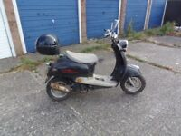direct bikes scooter 50cc,,for parts / spares,,non runner,,