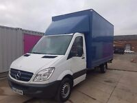 MERCEDES-BENZ SPRINTER 313 CDI ONE OWNER LUTON BOX VAN 2013REG FOR SALE
