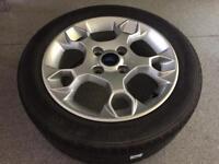 Ford Fiesta Alloy Wheel 195\50\R15