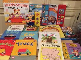 Preschool/nursery kids books incl booksets, Roary, Thomas, Bob the builder, disney
