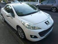 peugeot 207 convertible ,excellent condition only 2999 no offers