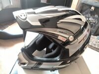 hjc kids motorbike helmet new