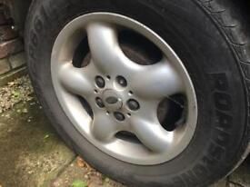 Freelander alloys