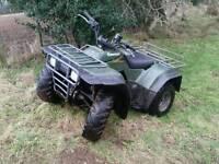 Kawasaki quad klf300