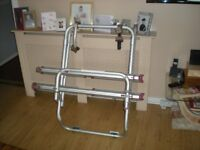 Fiamma carry bike rack. £95