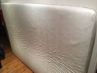 Double mattress in very good condition. IKEA sultan with washable cover