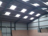 5000SqFt of industrial/Storage/Ancillary Office space