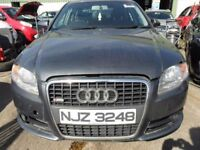 audi a4 2.0 tdi sline 6 speed for parts