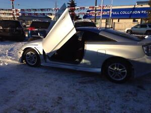 2002 Toyota Celica GT ''GULL WING DOORS'' WOW''