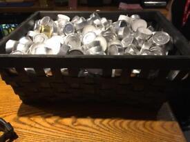 Box of tea lights