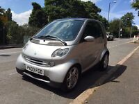 SMART CAR,SERVICE HISTORY,2 KEYS,HPI CLEAR,LONG MOT