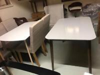 Tables £99 each new