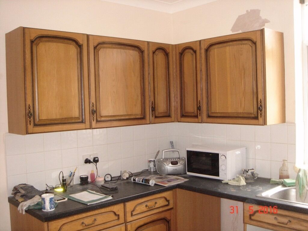 Kitchen Floor Units Kitchen Wall And Base Floor Units With Doors In Weymouth