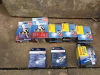 Car spark plugs Job lot of 18 boxes