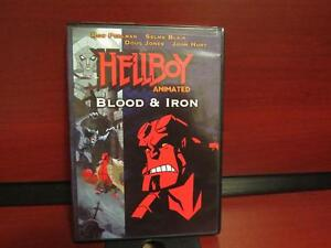 Hellboy: Blood and Iron ( Animated )