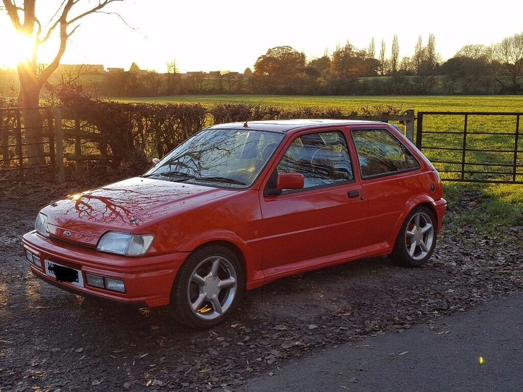 ford fiesta xr2i 16v in crewe cheshire gumtree. Black Bedroom Furniture Sets. Home Design Ideas