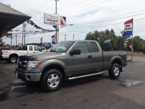2014 Ford F-150 XLT 4X4 Tow Package Box Liner Power Options