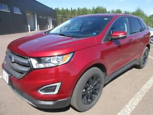 2015 Ford Edge SEL- AWD! BACK-UP CAM! NAV! LEATHER! ALLOYS!
