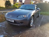 MAZDA MX-5 1.8   Superb Low Mileage Example   Very Good Tyres All Round