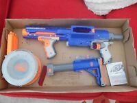 Nurf Gun Rapid Fire Blaster