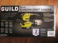 Guild Random Prbit sander PES400Gh 400w new sealed box