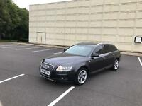 Audi A6 allroad 2007 beautiful car with all windows tinted