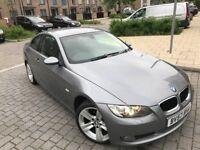 BMW 3 Series 2.0 320d*Coupe*SE 2dr*Automatic*2008*2 owners*Service*Hpi clear*Sat nav*Long mot*