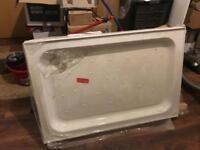 Porsenosa shower tray 1200x800 anti slip
