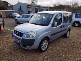 2008 Fiat Doblo 1.4 8v Dynamic 1 Owner since new