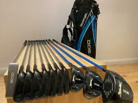 Slazenger P300 - Full set & Golf Bag