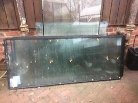 Double glazing ,,,( toughened glass ) Brand new