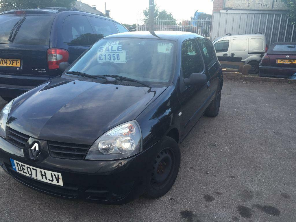 2007 renault clio 3 door black new cam belt in tyseley. Black Bedroom Furniture Sets. Home Design Ideas
