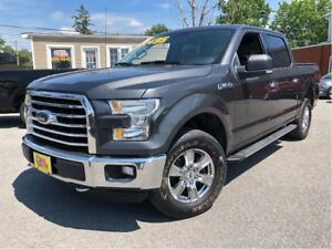 2016 Ford F-150 XLT 4x4 CHROME RIMS NAVIGATION BACK UP CAMERA