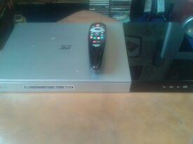 LG Network 3D BlueRay Dvd player.