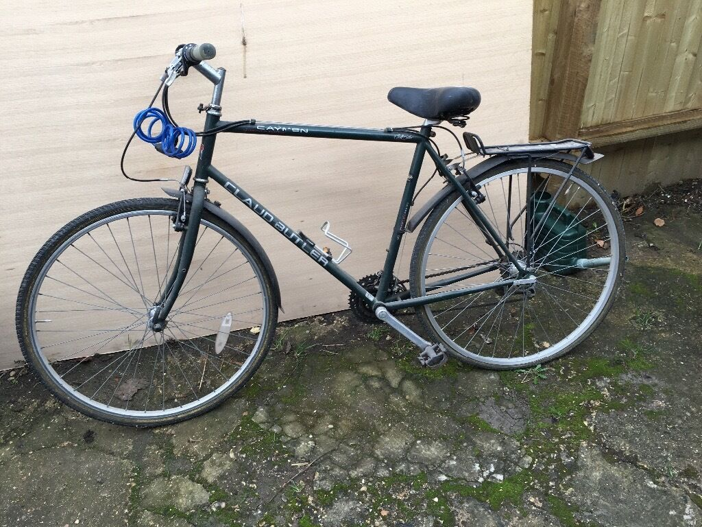 Two Claude Butler Cayman bikes for adultsin Pennington, HampshireGumtree - The selling price is for BOTH bikes, can be purchased individually if required. These bikes have been in the garage for seven years, theyre a bit rusty on the handlebars and are in desperate need of a service hence the cheap price. Once serviced and...