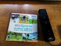 Wii motion plus and game