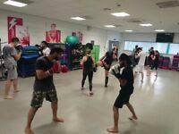 Martial Arts Classes in Slough Muay Thai Boxing,Kettlebell, Brazilian Jiu Jitsu and Circuit Training