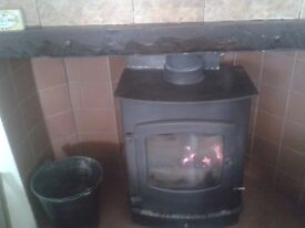 log burner charnwood cove
