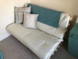 Double futon £50