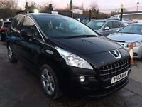 Peugeot 3008 1.6 e-HDi FAP Active EGC 5dr£6,995 p/x welcome 1 YEAR FREE WARRANTY. NEW MOT