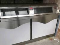 Frying range - chip shop