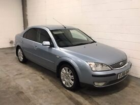 FORD MONDEO 2.0 2006/56, LOW MILES,YEARS MOT, HISTORY, WARRANTY, FINANCE AVAILABLE, GREAT CONDITION