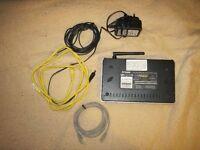 broadband wireless DSL-2640R+router